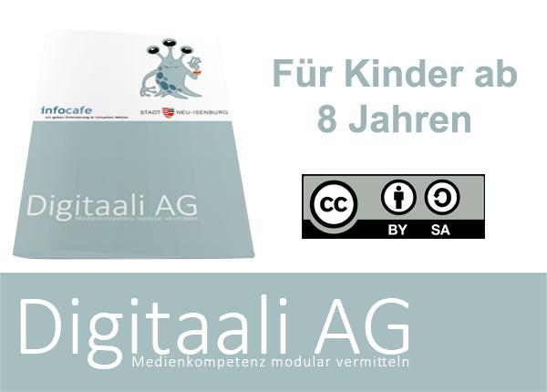 Digitaali AG – Medienkompetenz modular vermitteln