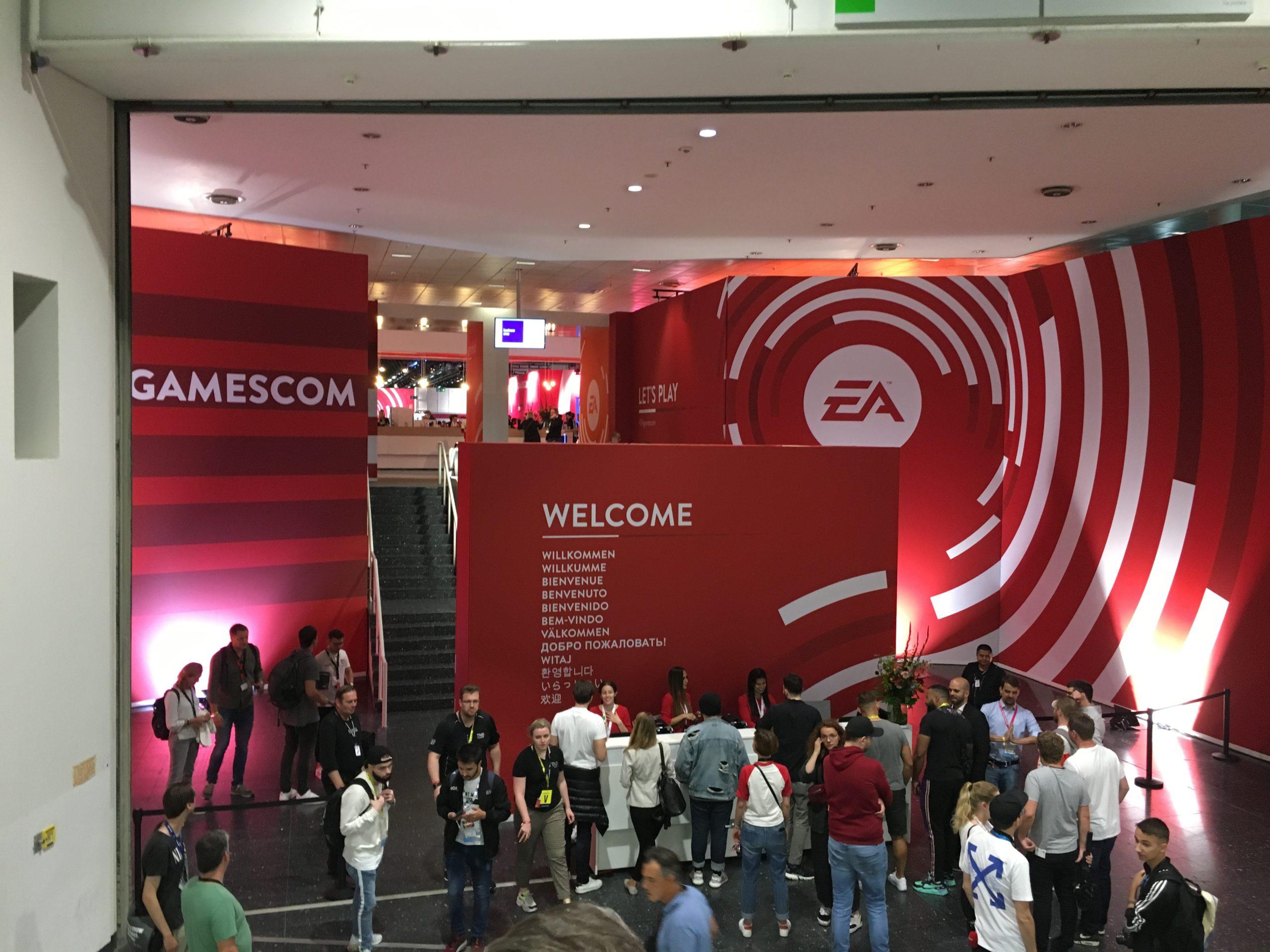 gamescom 2019 / Luka